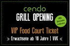 Grill-Opening VIP Ticket (ab 18 Jahre)